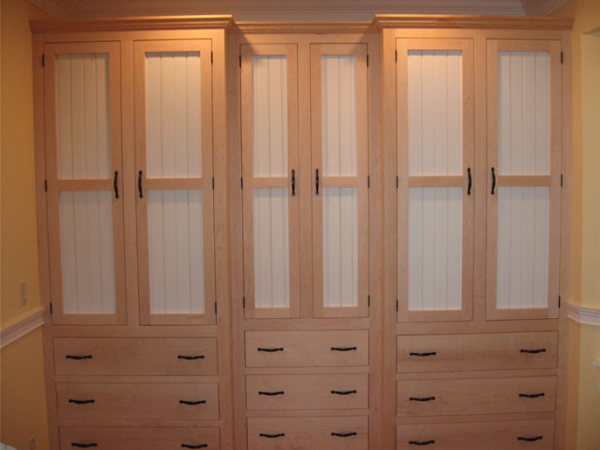 Custom storage cabinets shelving hudson valley ny - Custom made cabinet ...
